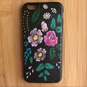 Accessories - NEW Iphone 6/6s Floral Flowers Case